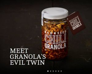 WATCH: Chilli granola?